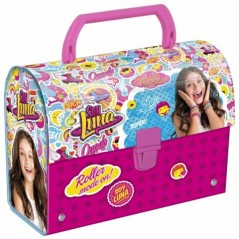 BOX SNACK LUNCH BOX CARRY BAG SOY LUNA DISNEY