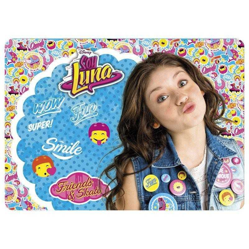 Set de table Soy Luna Disney