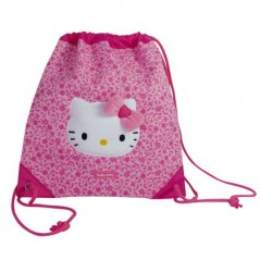 Borsa sportiva Hello Kitty