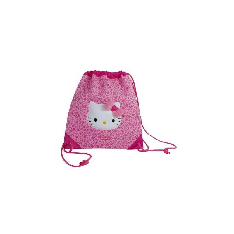 Borsa sportiva Hello Kitty