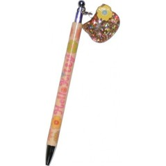 Hello Kitty sanrio ballpoint pen in black