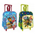 BACKPACK WHEELS PAW PATROL - AST1390