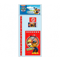 Stationery Set 4 pieces Pat Patrol