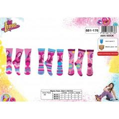 Chaussettes ABS Soy Luna Disney