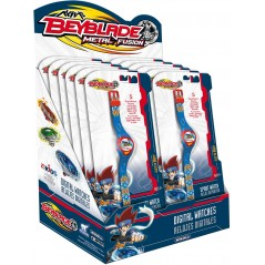 Montre digitale Beyblade Metal Fusion 5 fonctions