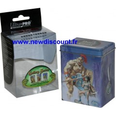 "Caja de metal ""guerrero gigante"