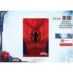 Plaid polaire Spiderman - 720-249