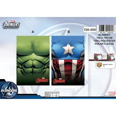 Plaid polar-Avengers - 720-255