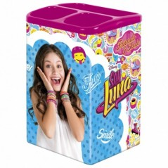 SOY LUNA - POT PENCIL PENS - NEW DISNEY