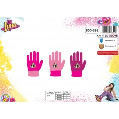 Gloves Soy Luna Disney
