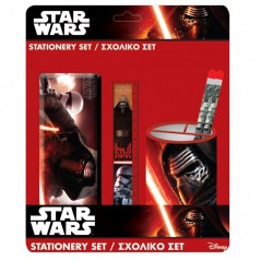 Stationery Set 5 pieces star wars