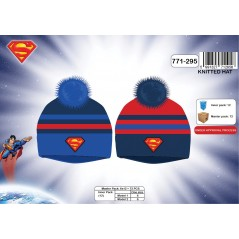 Bonnet à Pompon Superman