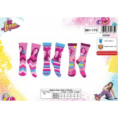 Sock Soy Luna Disney