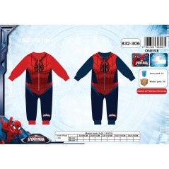 Pyjama suit Spiderman