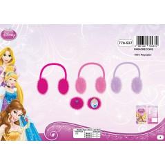 Cache oreille Princesse Disney