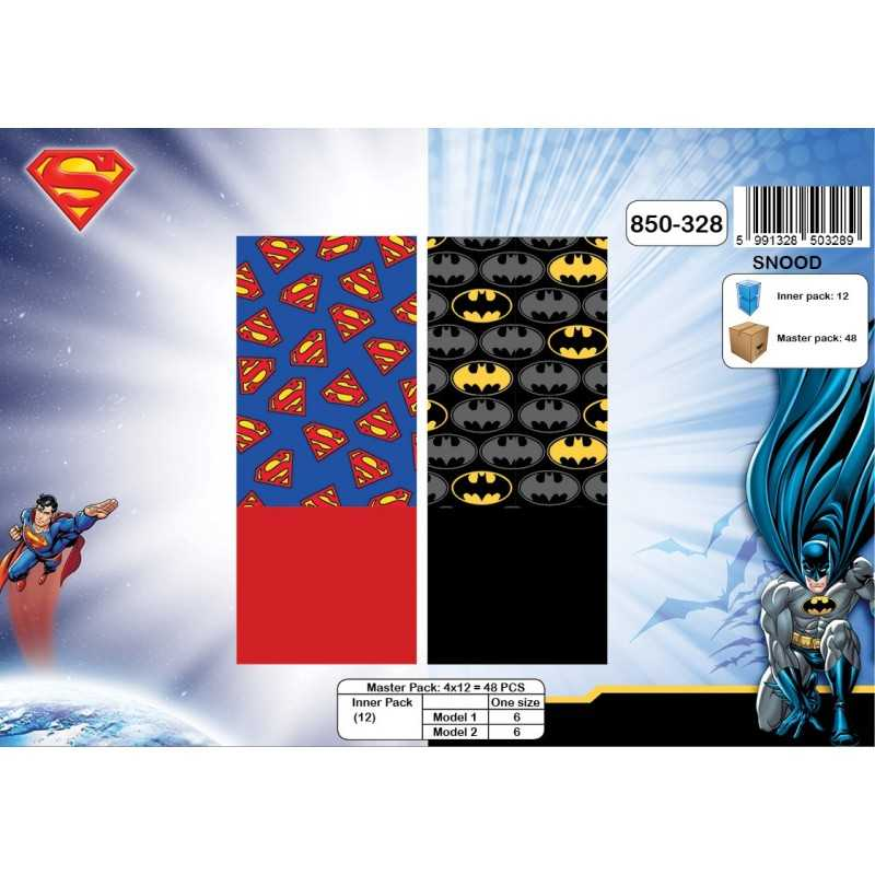 Cache neck Superman and Batman