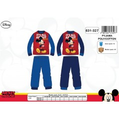 Pyjamas Mickey Disney