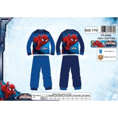 Pyjamas Long Spiderman