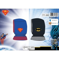 Cagoule Superman et Batman