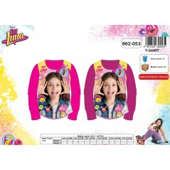 T-shirt manches longues Soy Luna