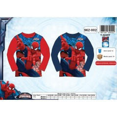 Long sleeve T-shirt Spiderman - marvel