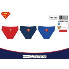 Box of 3 panties Superman
