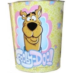 Corbeille à papier en Metal Scooby Doo