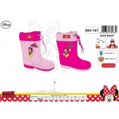 Rain boots Minnie Disney