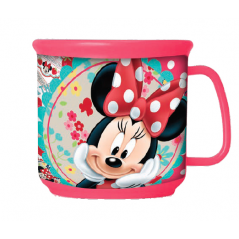 Mug Minnie Mouse plastic
