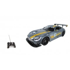 Mercedes AMG GT3 remote controlled