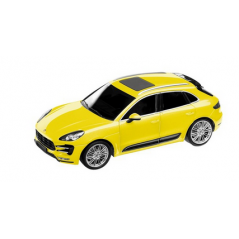 Car remote-controlled Porsche Macan Turbo