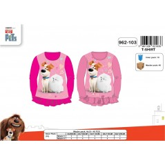 Long sleeve T-shirt such As animals