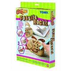 ClayZee boite créatif effet fossile