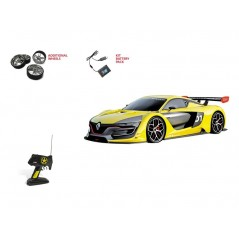 Car remote-controlled Renault Sport RS 01