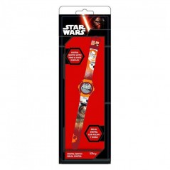 Montre digitale Star Wars VII BB8