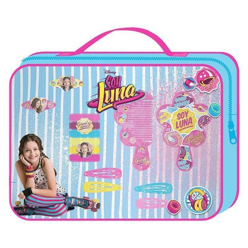 Toilet Bag With Hair Accessories Soy Luna