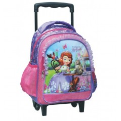 Disney Sofia Trolley Backpack