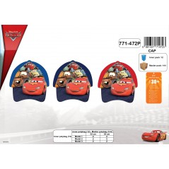 Baseball Cap Disney Cars