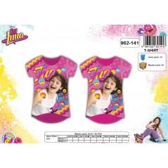 T-Shirt manches courtes Soy Luna