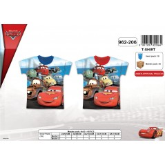 T-Shirt Cars Disney