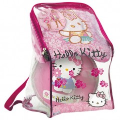 Hello Kitty Set Poncho + ballon Ø 230