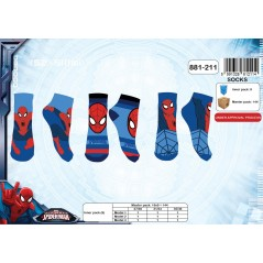 Socquette Spiderman