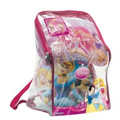 Disney princess Set Poncho Ø 230 -mondo