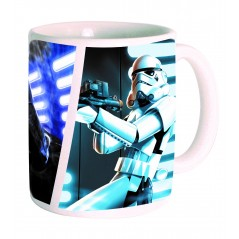 Mug Star Wars en céramique