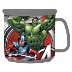 Mug Avengers en plastique