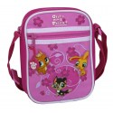 Bolso bandolera Pet Shop 20 cm.
