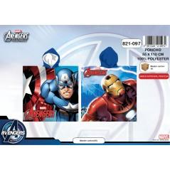 Poncho Microfibre Avengers