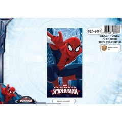 Beach towel Microfibre Spiderman - 820-725