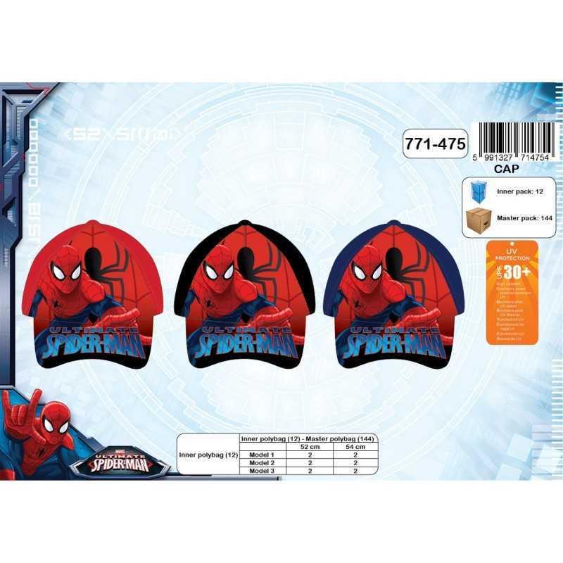 Casquette Spiderman
