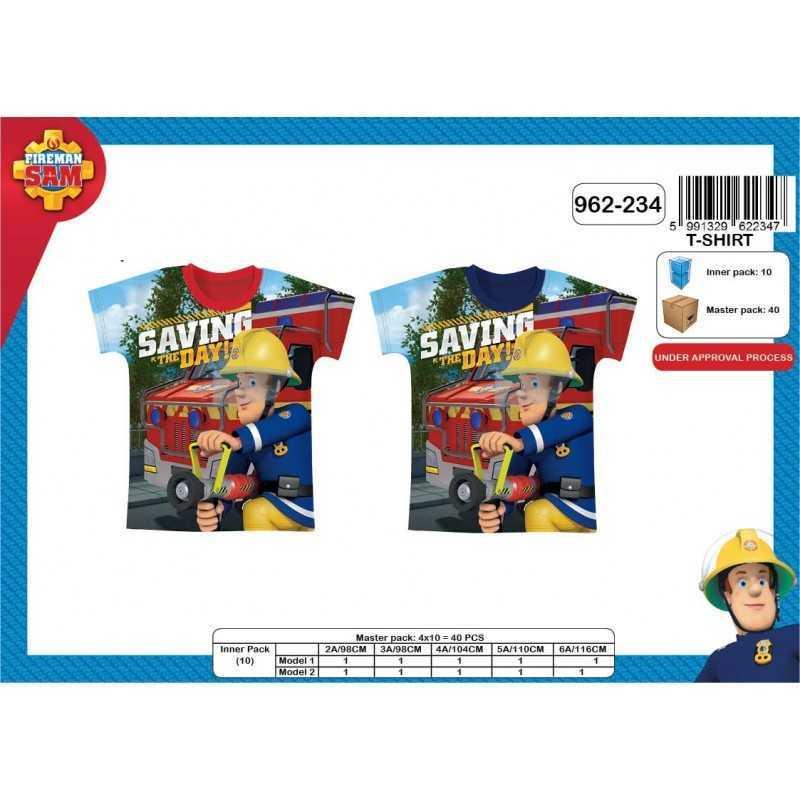 Koszulka Sam the Fireman